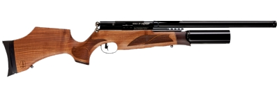 BSA R-10 Mk2 bull barrel Walnut pcp air rifle
