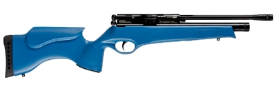 BSA Ultra SE blue synthetic stock pcp air rifle