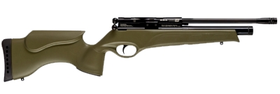 BSA Ultra SE olive synthetic stock pcp air rifle