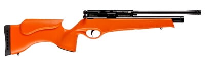 BSA Ultra SE orange synthetic stock pcp air rifle
