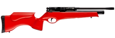 BSA Ultra SE red synthetic stock pcp air rifle