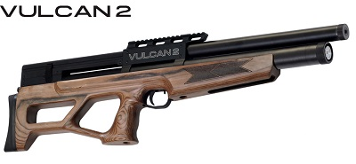 AGT Vulcan 2 bullpup laminate stock version pre-charged air rifle