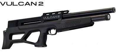 AGT Vulcan 2 bullpup synthetic stock version pre-charged air rifle