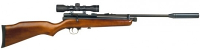 XS78 co2 air rifle package deal