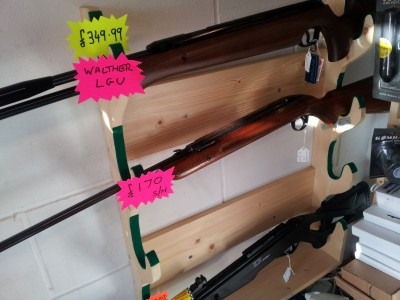used BSA Airsporter MK2 .22 air rifle for sale