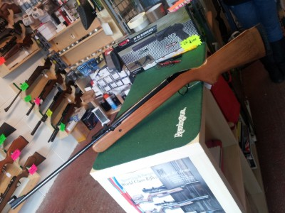pre-owned BSA Airsporter air rifle for sale