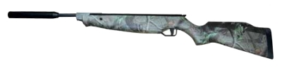 Cometa 300 camo finished carbine air rifle