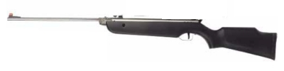 Cometa 300 nickel finish air rifle