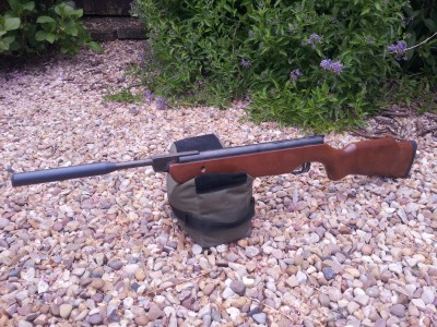 second hand Cometa 300s air rifle for sale