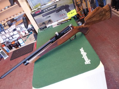 pre-owned Daystate Huntsman air rifle for sale