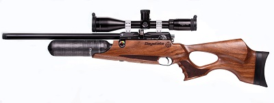 Daystate Wolverine 2 HiLite pre-charged air rifle