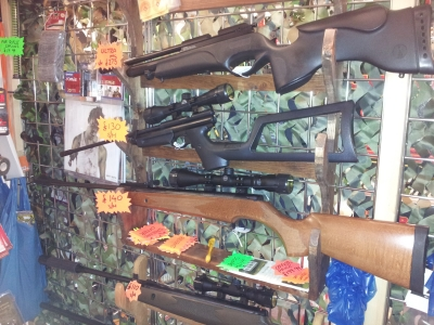 second hand Remington Express air rifle for sale
