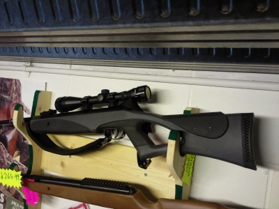 second hand Remington Genesis used air rifle for sale