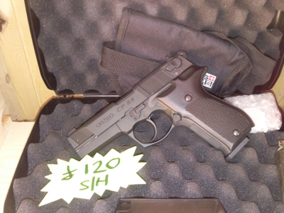 second hand Umarex CP88 co2 air pistol for sale