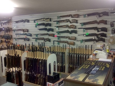 air rifles for sale - air pistols for sale - Leicestershire