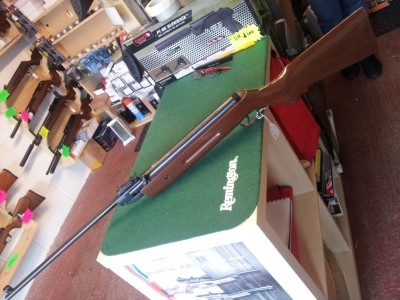 second hand air rifles and air pistols for sale from Leicestershire