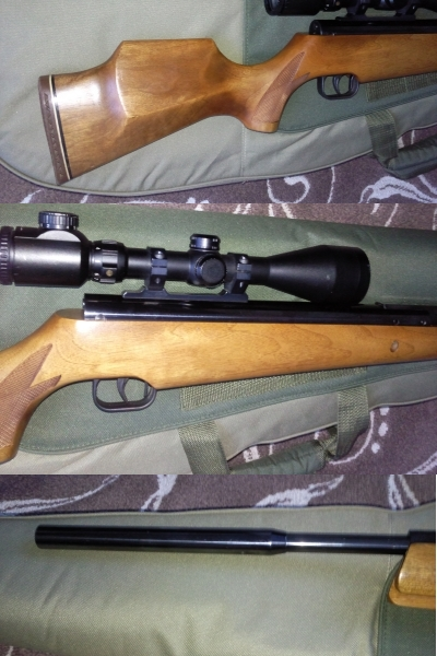 used Theoben air rifle for sale