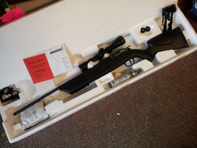 second hand Hammerli 850 Air Magnum kit air rifle for sale