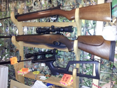 second hand Air Arms Pro Sport air rifle for sale