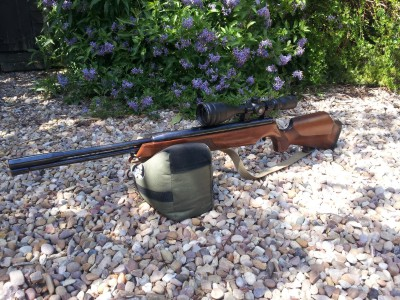 used air arms tx200 air rifle for sale