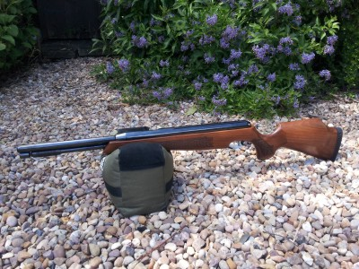 used air arms tx200hc air rifle for sale