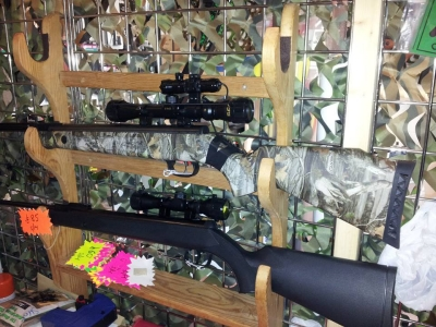 second hand Beeman Carnivore air rifle for sale