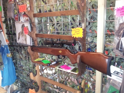 used Beeman RS2 air rifle for sale