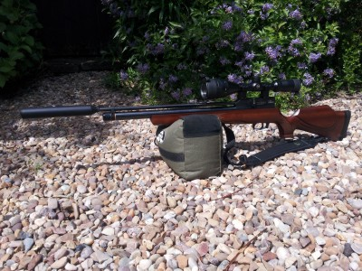 used brocock concept s6 pcp air rifle for sale