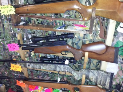 second hand BSA Ultra mulit-shot pcp air rifle for sale