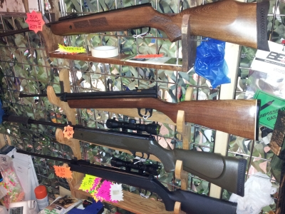 second hand Crosman 2260 Rabbit Stopper air rifle for sale