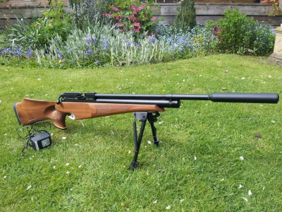 second hand Daystate mk3 air rifle for sale