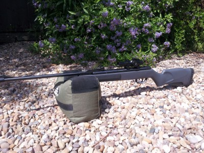 used gamo shadow 640 air rifle for sale