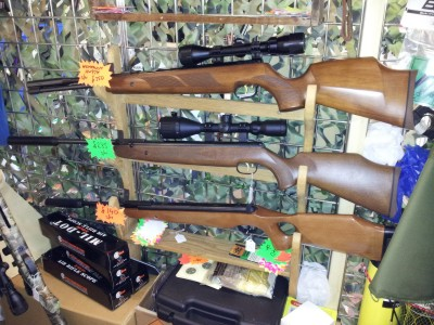 second hand Weihrauch HW95k air rifle for sale
