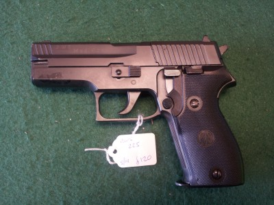second hand RWS C225 air pistol for sale