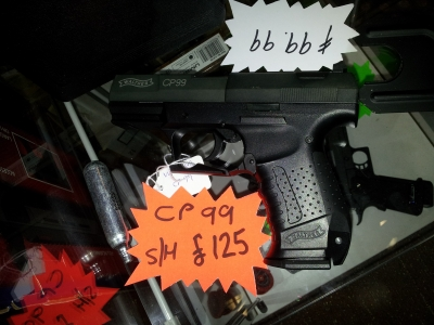 second hand Umarex walther CP99 for sale