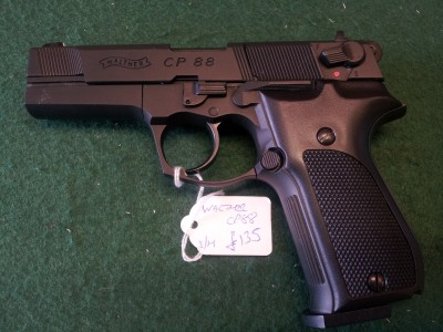 second hand Walther CP88 air pistol for sale