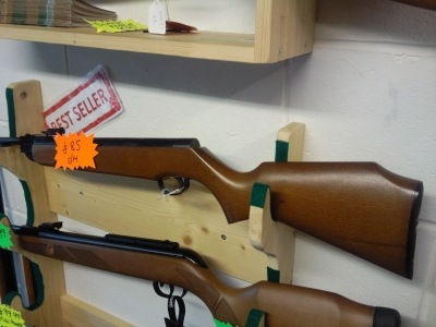 second hand Webley Excel air rifle for sale